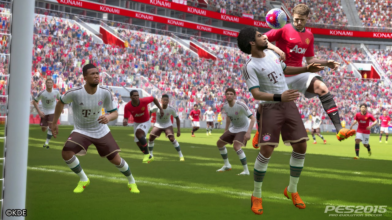 Pes 2015 wii ultra
